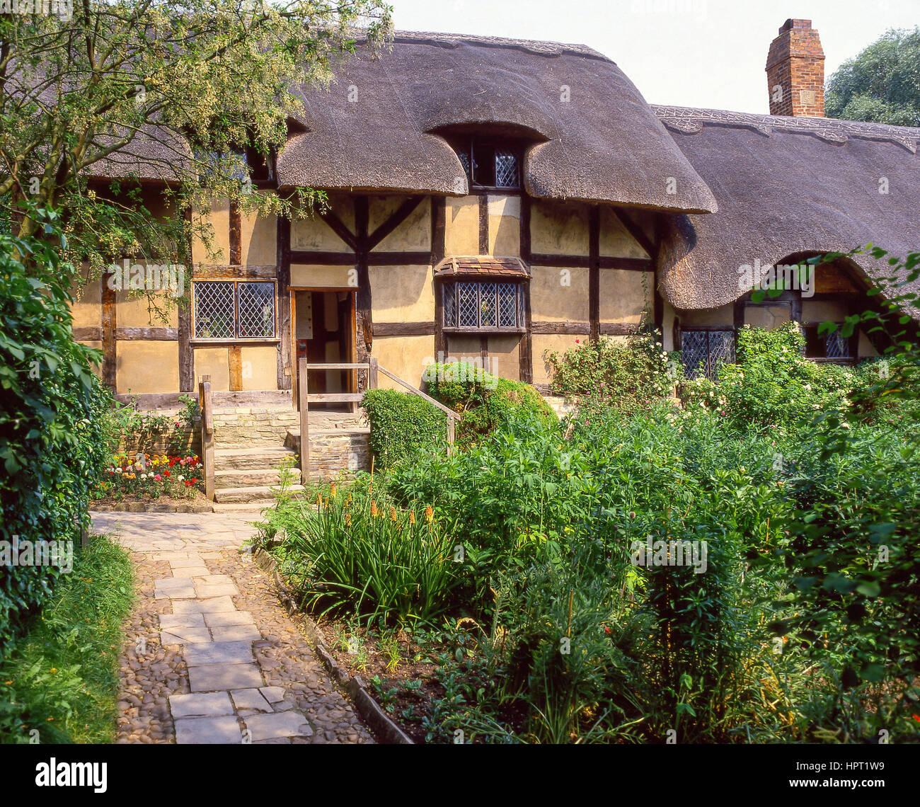 Anne Hathaway Cottage Stock Photos & Anne Hathaway Cottage