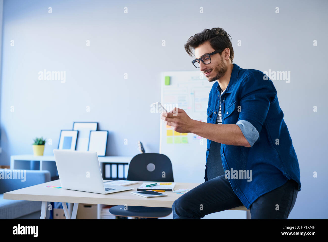 Web Developer High Resolution Stock Photography And Images Alamy