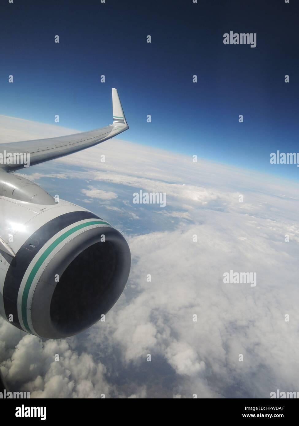 Flying - Stock Image