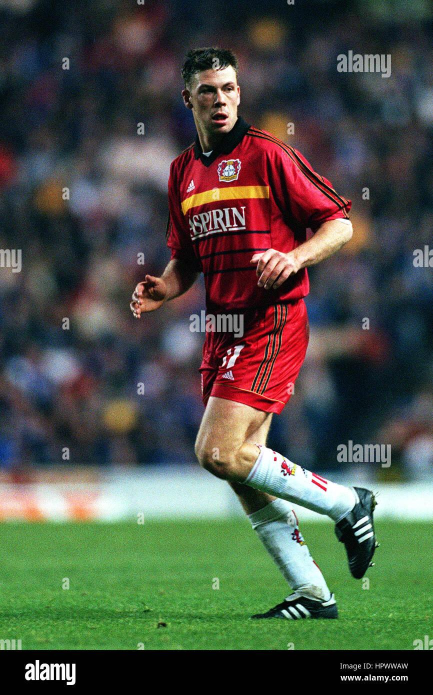 ERIK MEIJER TSV BAYER 04 LEVERKUSEN 05 November 1998 - Stock Image