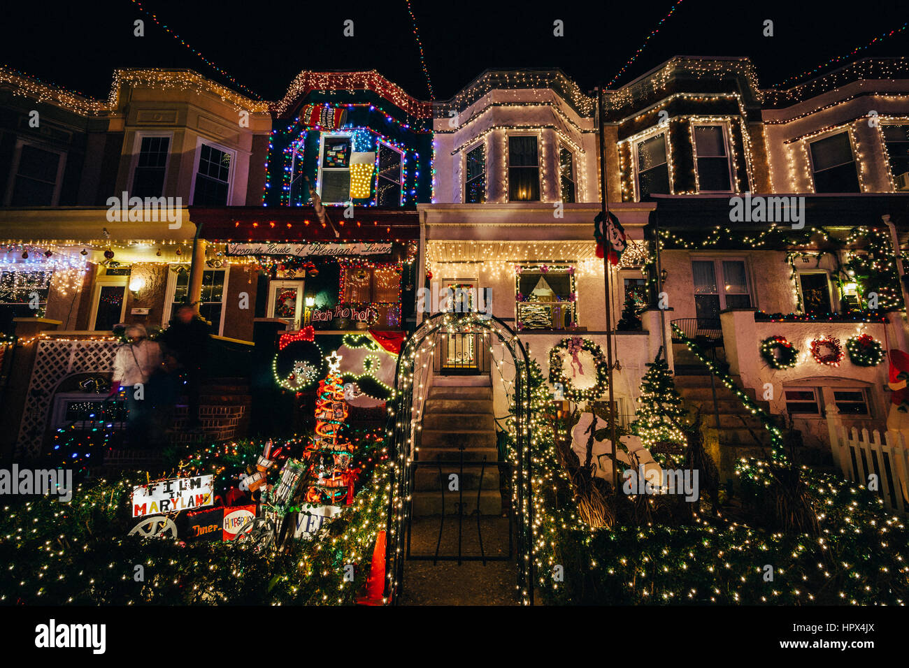 Baltimore Christmas 2021 34th Street Baltimore Christmas High Resolution Stock Photography And Images Alamy