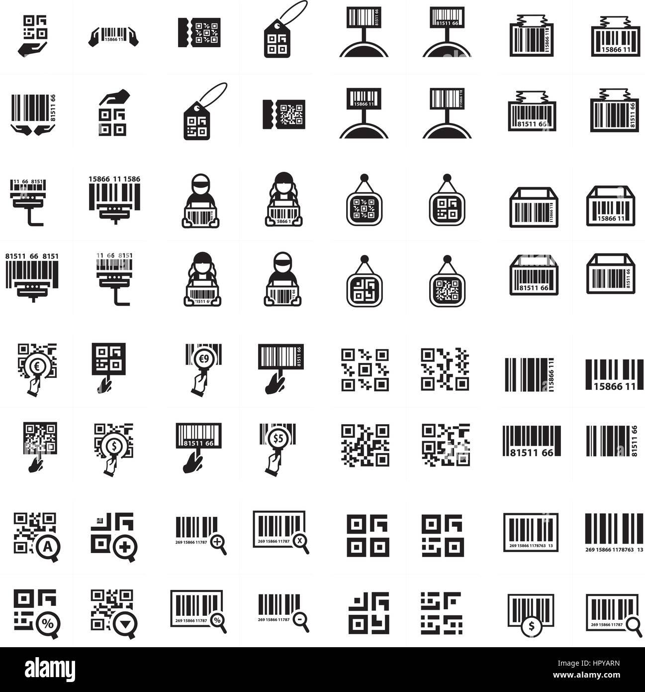 Unique Qr Code Stock Photos & Unique Qr Code Stock Images
