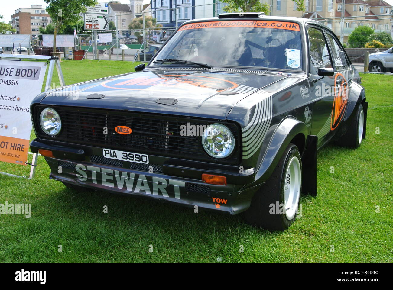 Ford Mk2 Escort Stock Photos & Ford Mk2 Escort Stock Images - Alamy