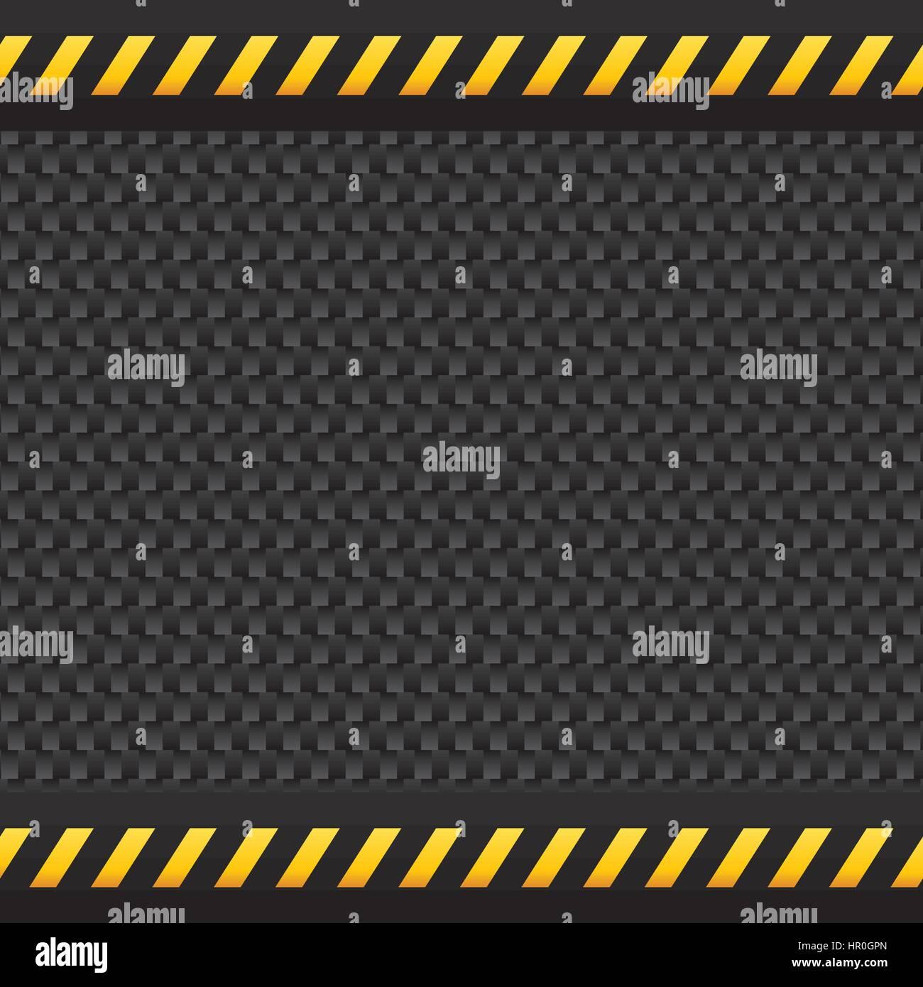 Metallic panel background - Stock Image