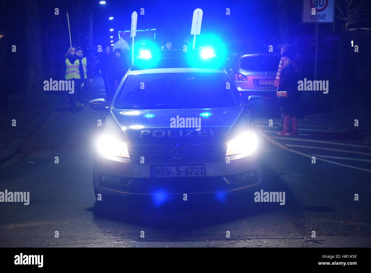 Police Siren Stock Photos Images Page 3 Alamy The Blue Light Of A