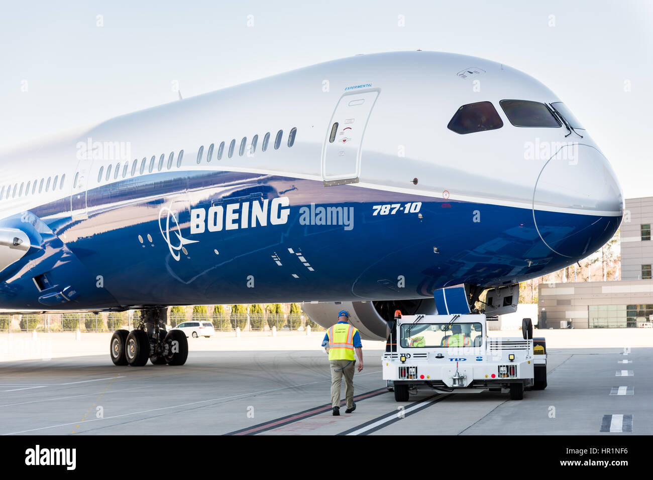 787 10 Dreamliner >> The New Boeing 787 10 Dreamliner Aircraft Unveiled At The Boeing