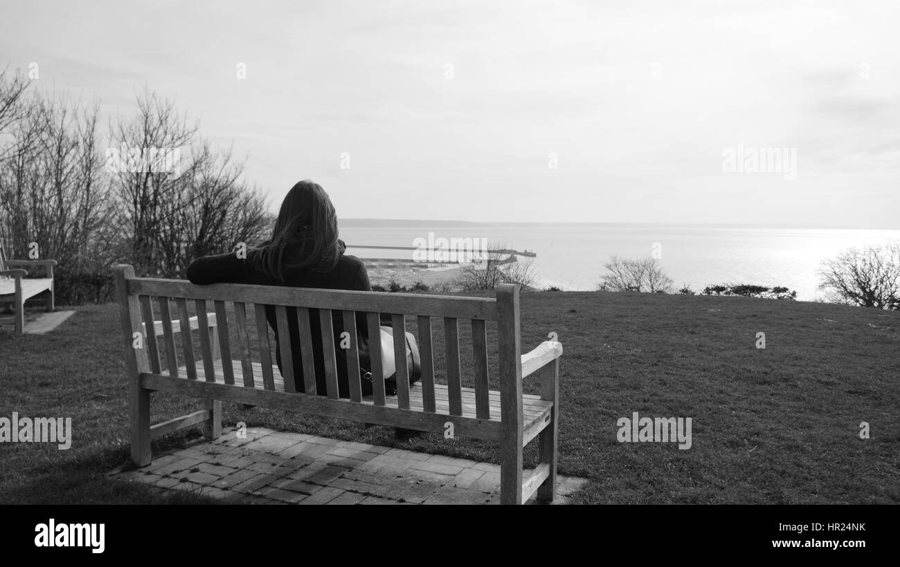 Peace of Mind - Stock Image
