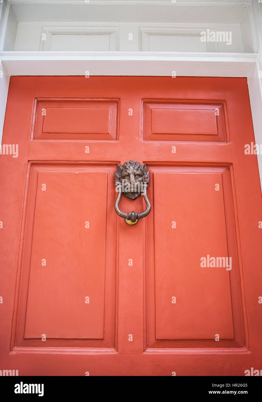 Victorian Front Door Open Stock Photos Victorian Front Door Open