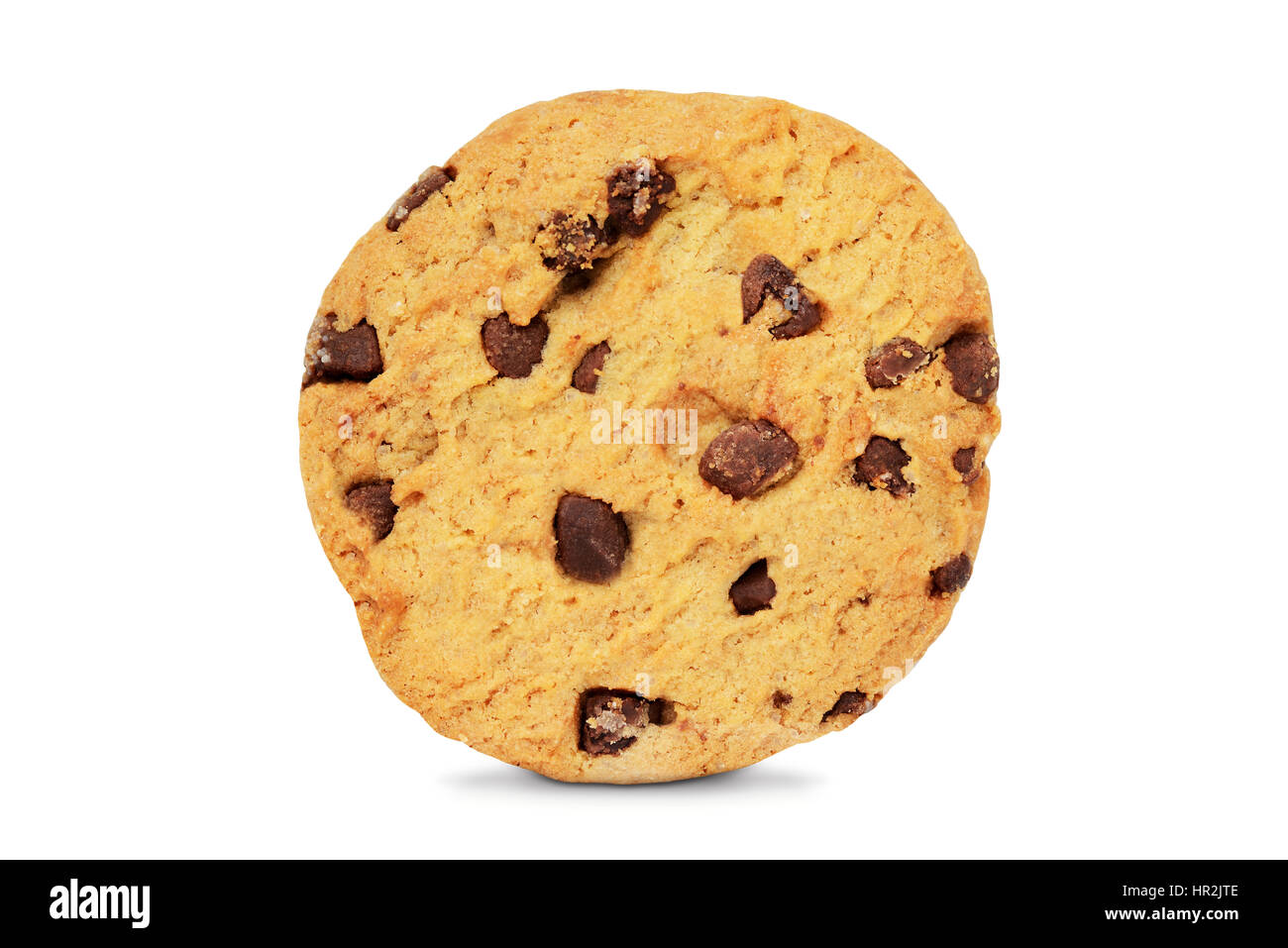 how to make cut out chocolate chip cookies