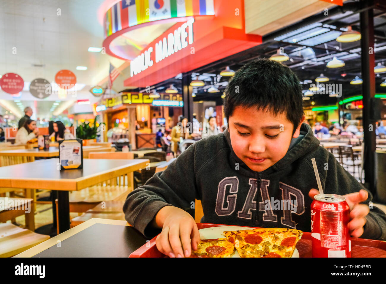 Hr Fast Food Seattle