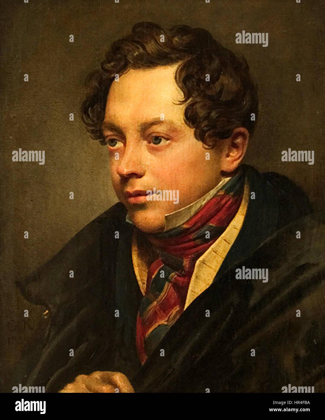 Orest Adamovich Kiprensky: paintings, brief biography 44