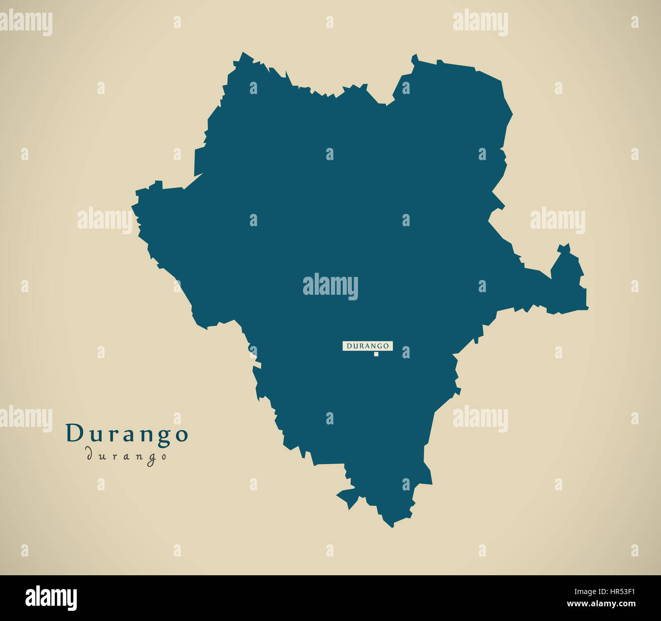 state of durango mexico map Map Of Durango High Resolution Stock Photography And Images Alamy