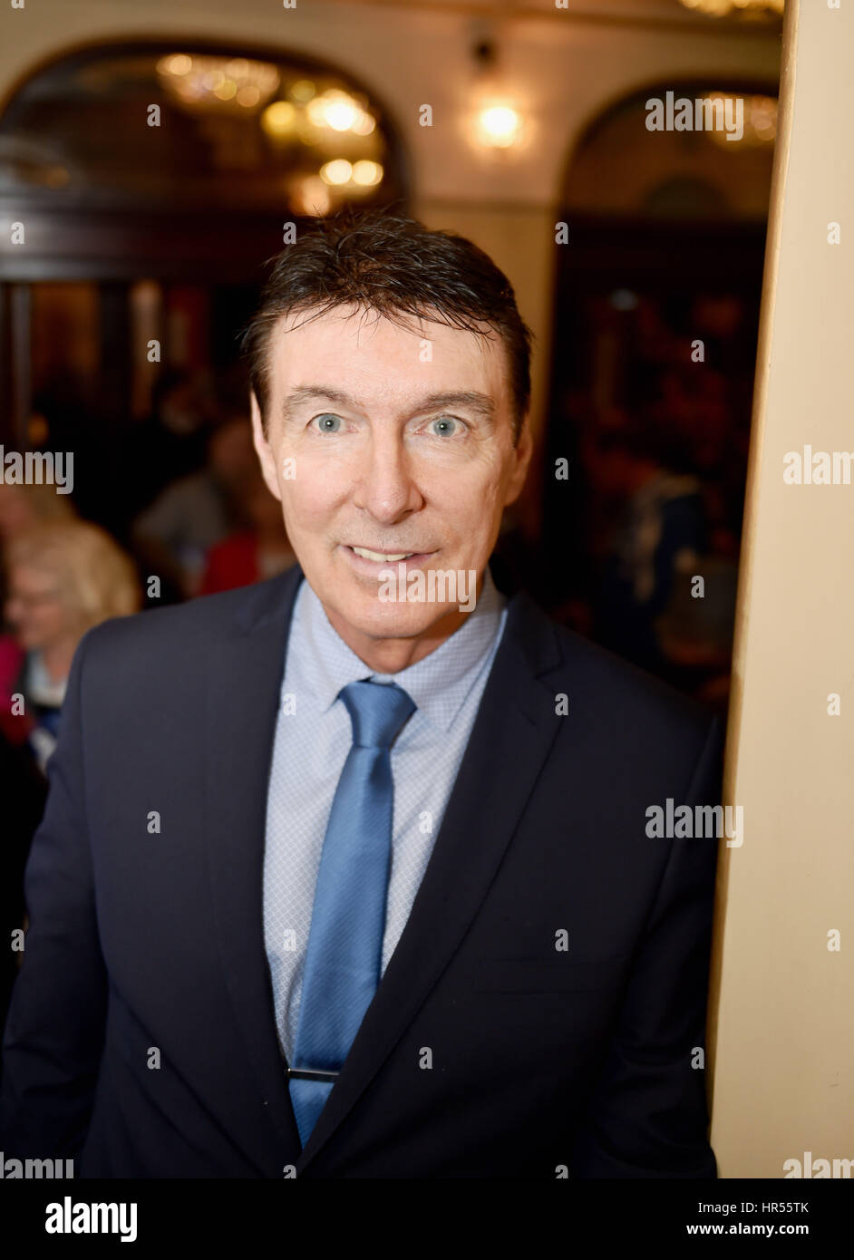 Brighton UK 20th February 2017 - Gordon Smith at The Goldstone Days 20 Years On celebration night held at the Theatre - Stock Image
