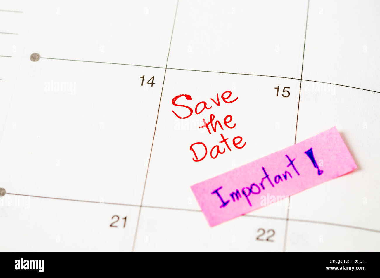 Save The Date Template Stock Photos & Save The Date