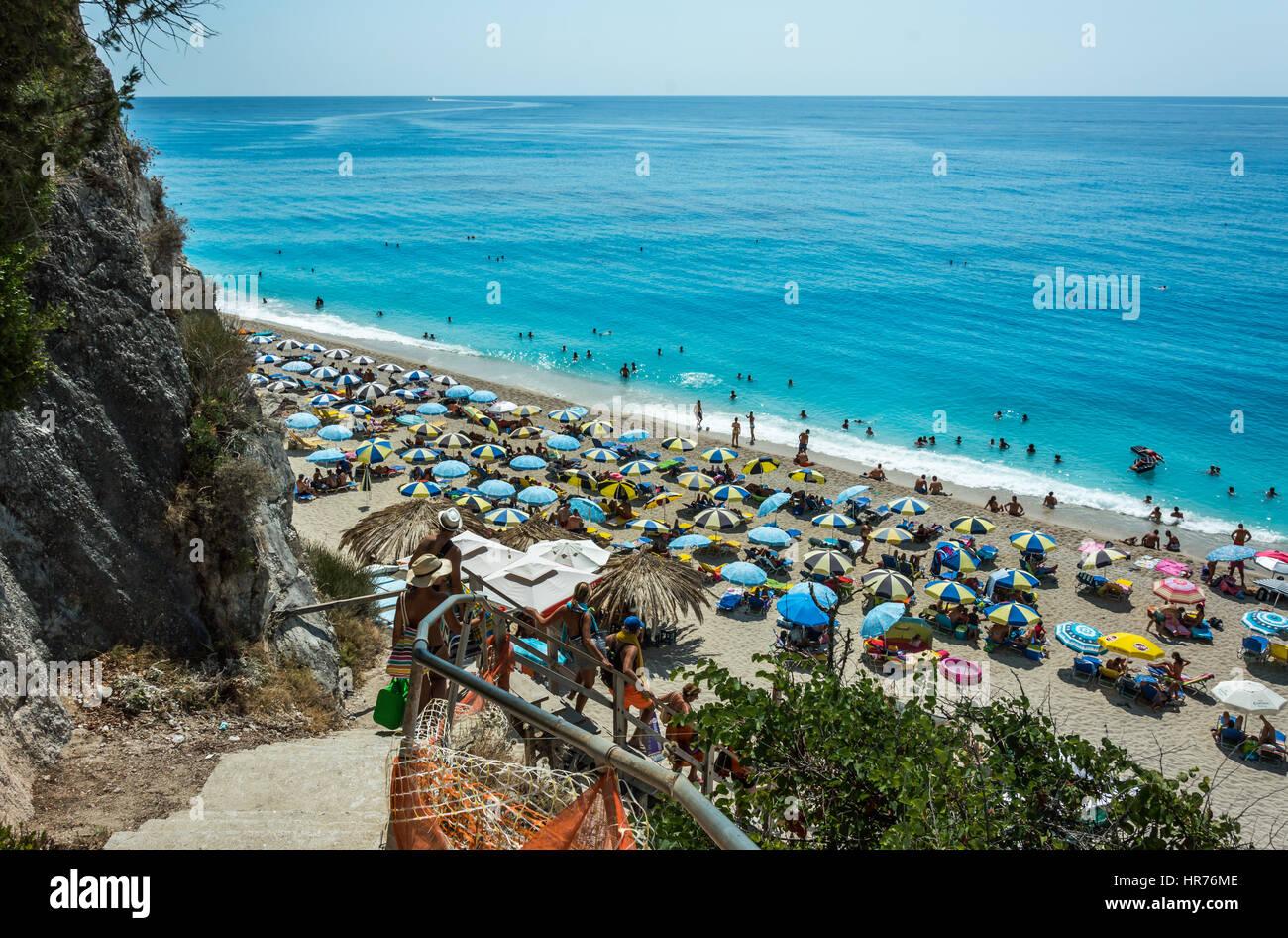 Ionian Islands Greece Stock Photo