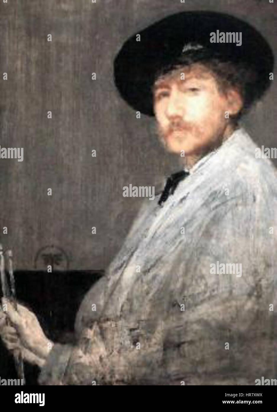 Whistler, James MacNeil - Stock Image