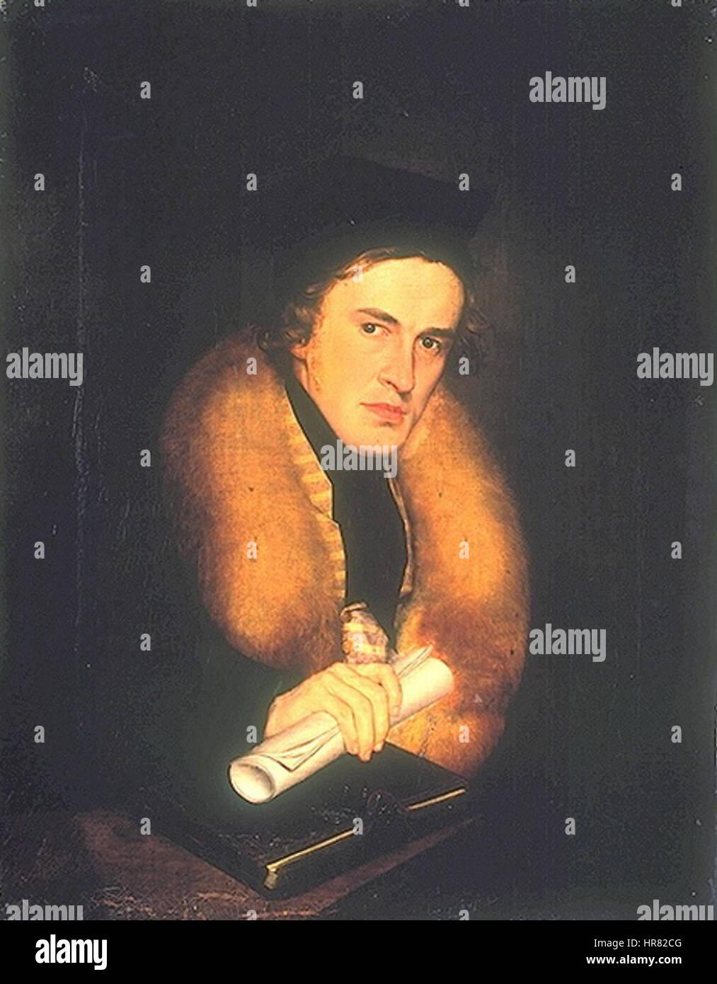 Zimmermann Goldmann - Stock Image