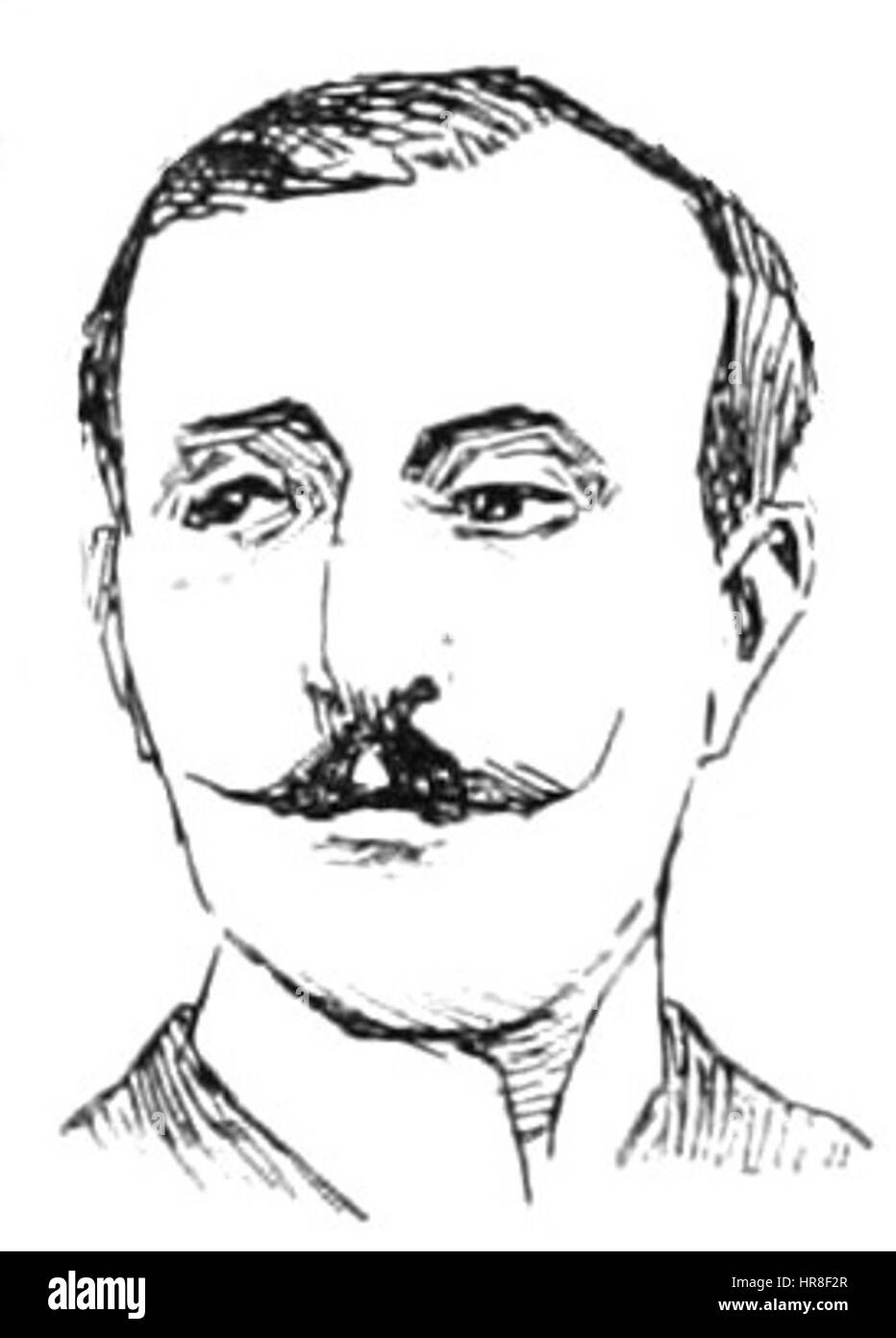 Surcouf, Robert Henri Marie Joseph - Stock Image