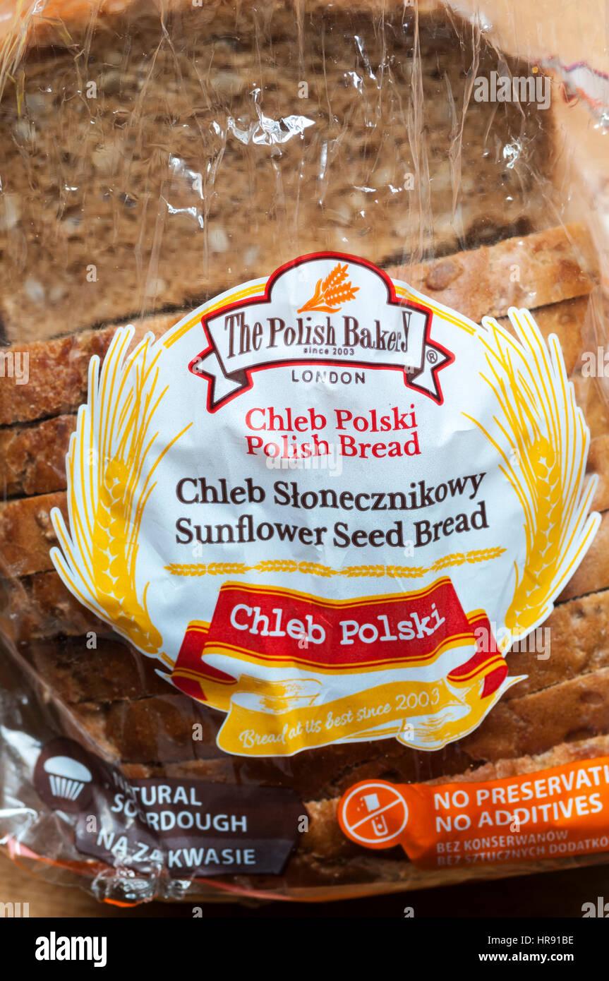 Polish bakery london