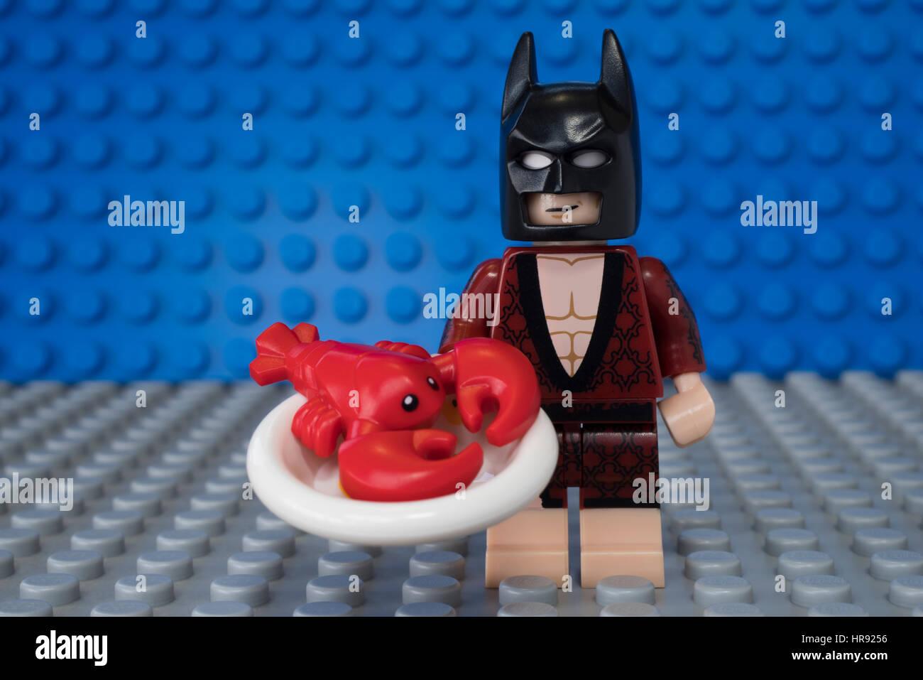 Batman Toy Stock Photos Images