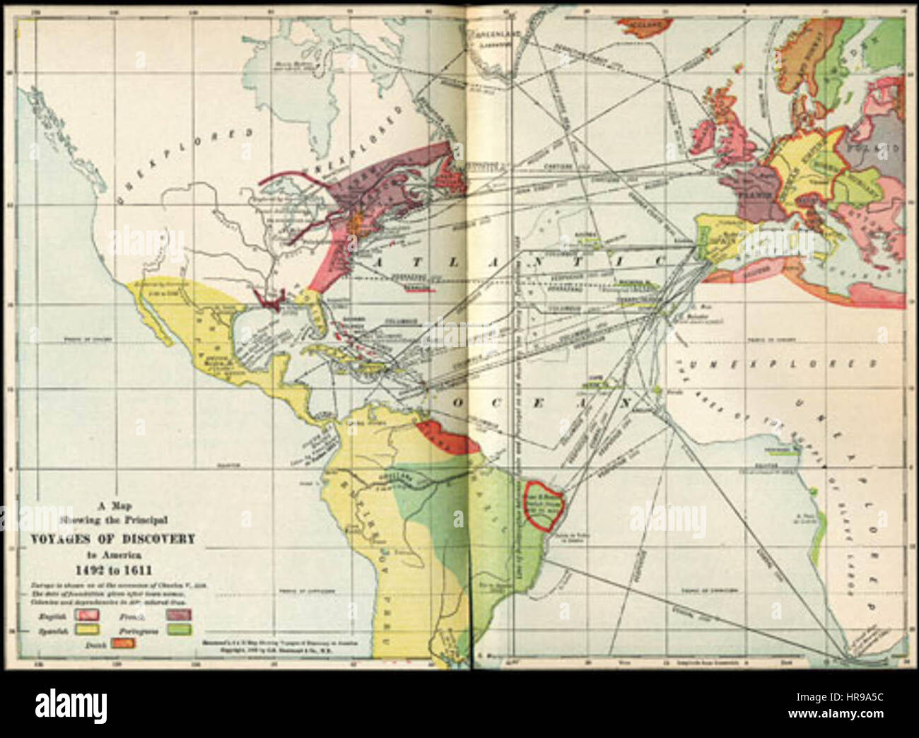 colonial exchange during the age of discovery This period is known as the age of exploration during this age, european explorers searched for trade routes,  of all the european colonial powers,.