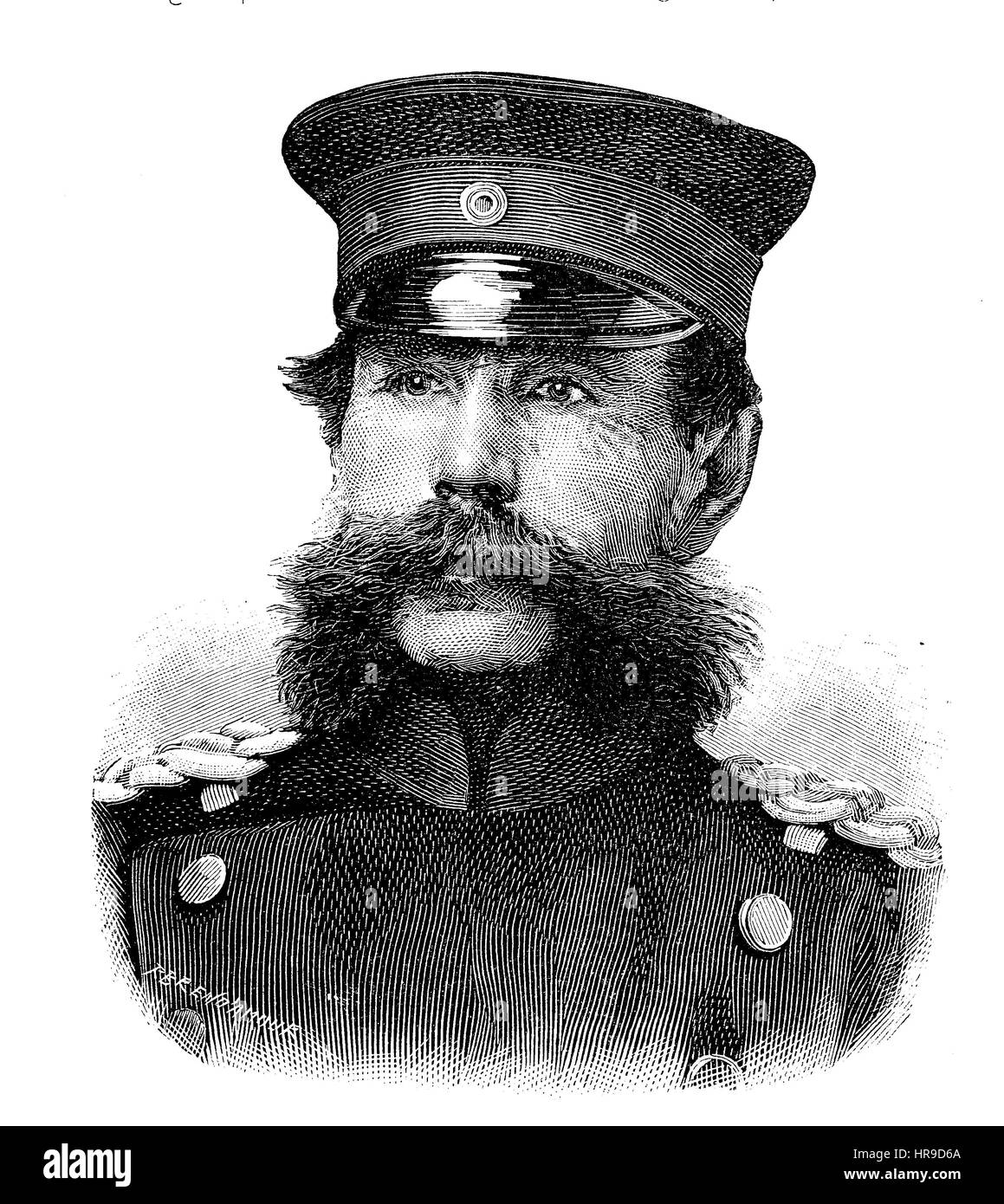 Franco prussian war 1870 1871 stock photos franco for Alexander heinrich