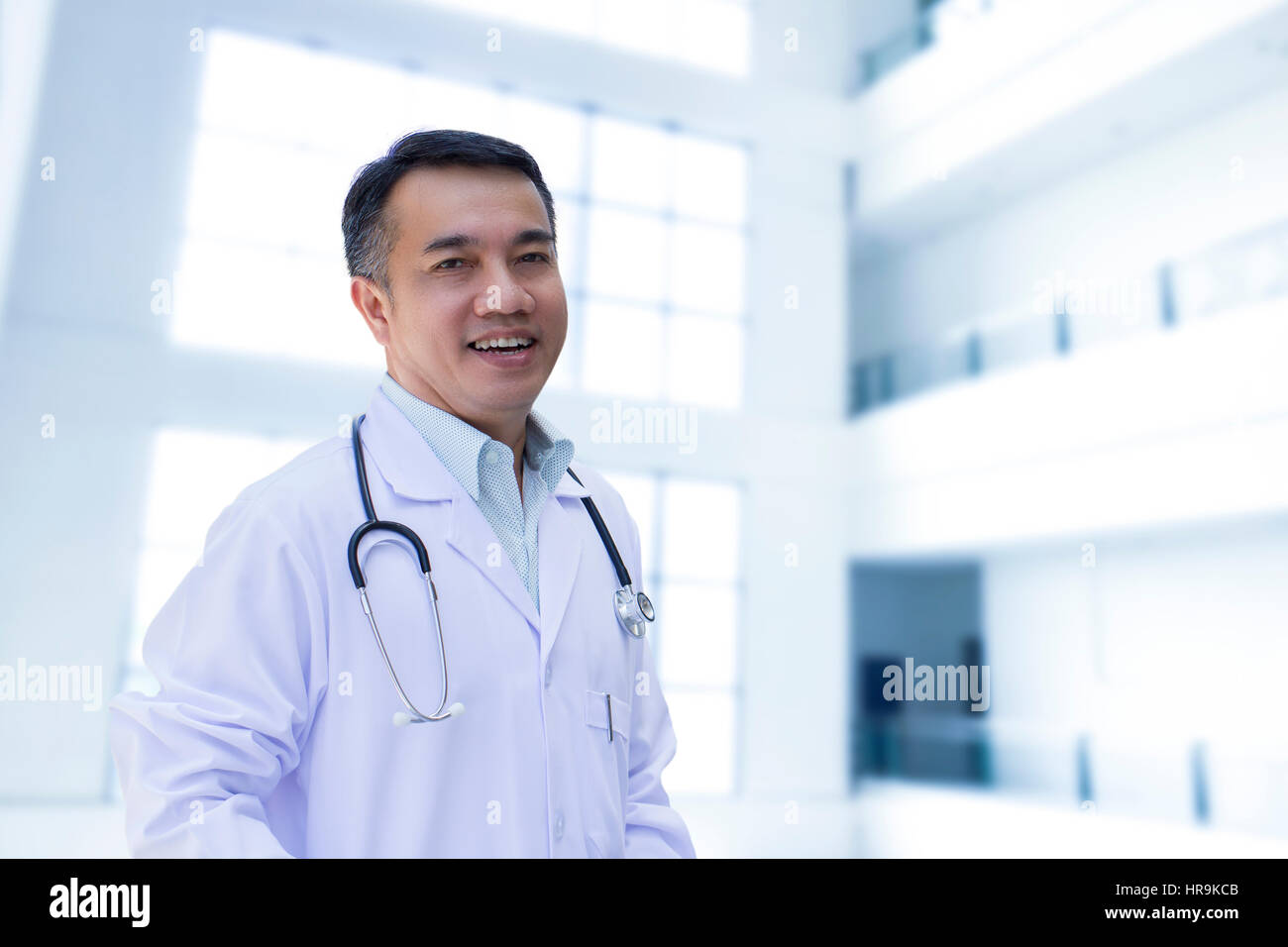 What Asian male doctor think