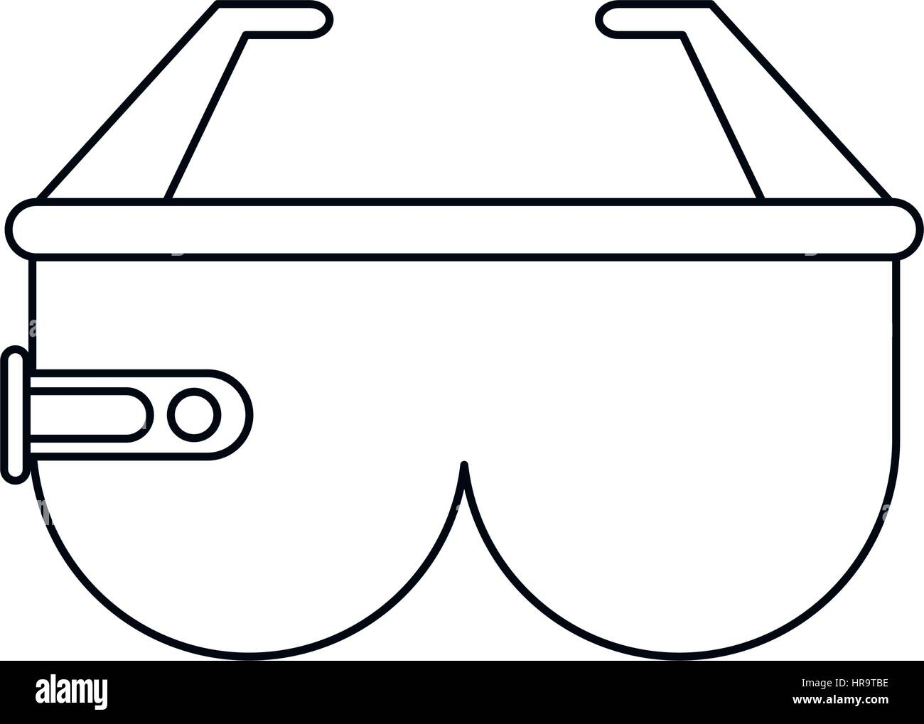 3d Eye Tracking Glasses Stock Photos & 3d Eye Tracking