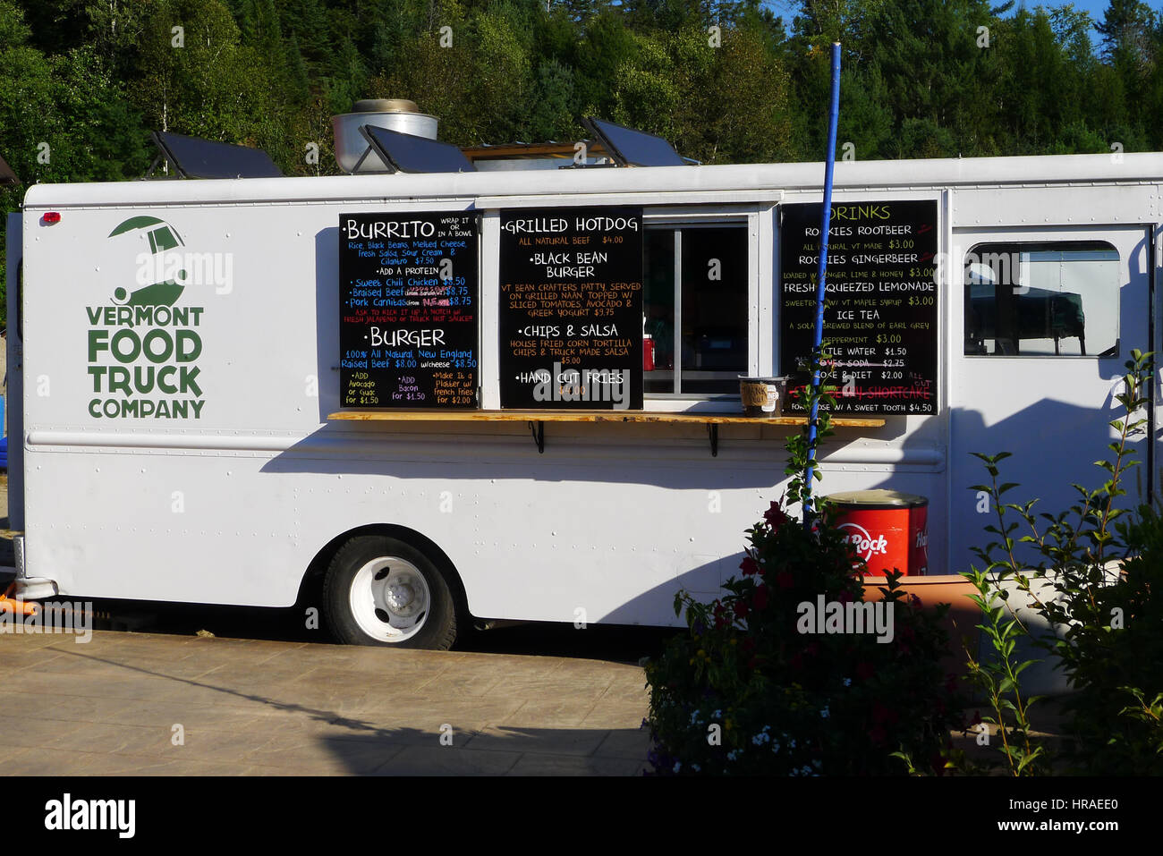 Vermont Food Truck East Burke