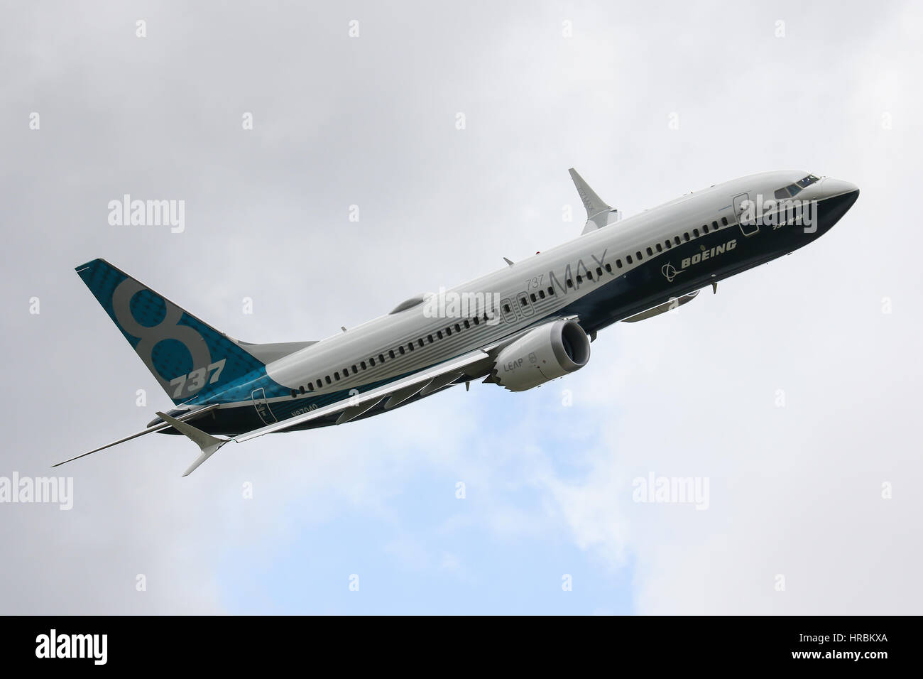 Boeing 737 800 Max: Boeing 737 Max Stock Photos & Boeing 737 Max Stock Images