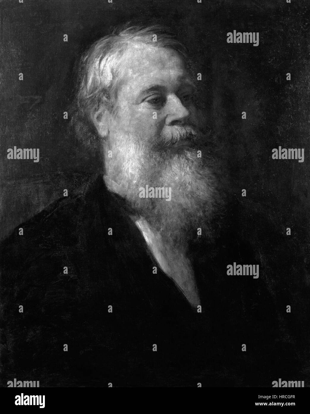 Sir John Peter Grant by George Frederic Watts - Stock Image