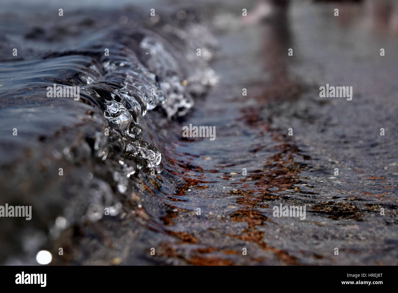 A beautiful Wave - Stock Image