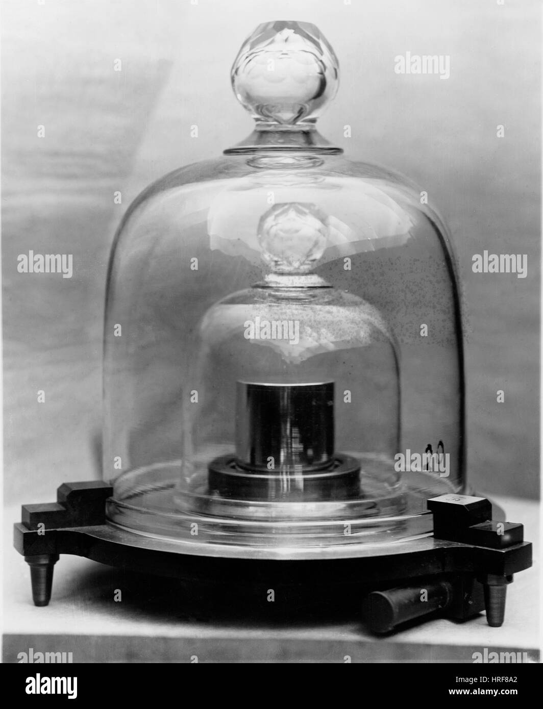 National Standard of Mass, Kilogram - Stock Image