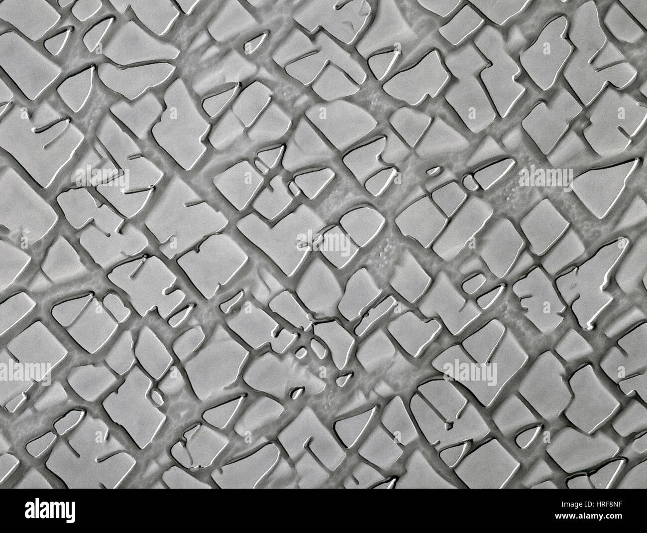 Nickel Alloy - Stock Image