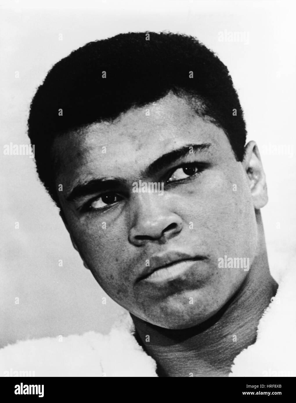 Muhammad Ali, The Greatest - Stock Image