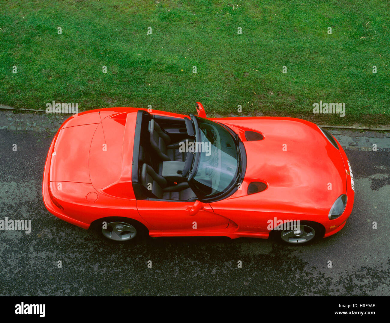 1993 Dodge Viper - Stock Image