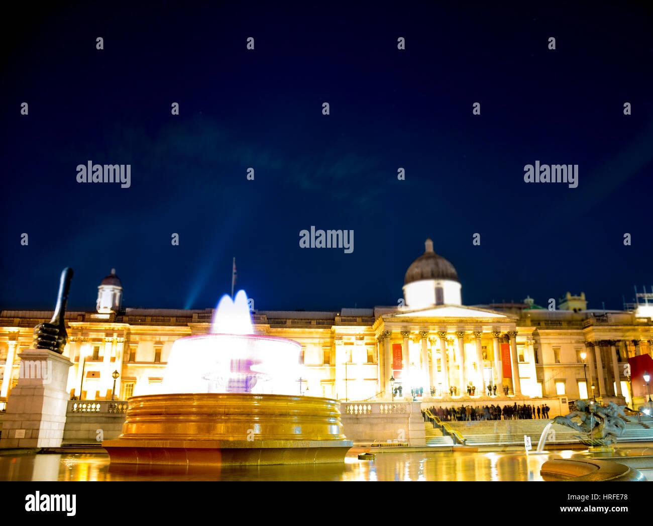 London life Stock Photo