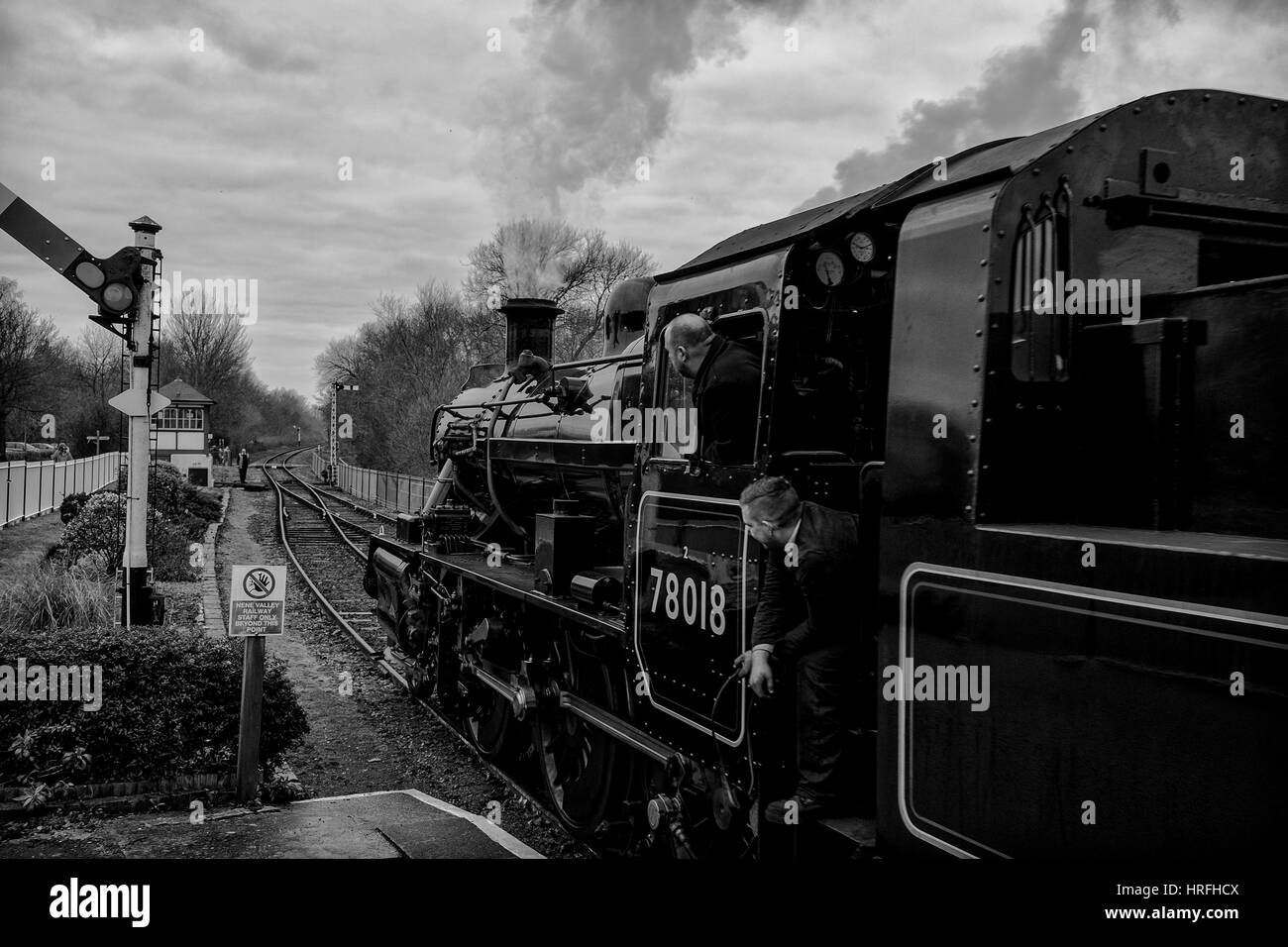The Fenman 78018 Stock Photo