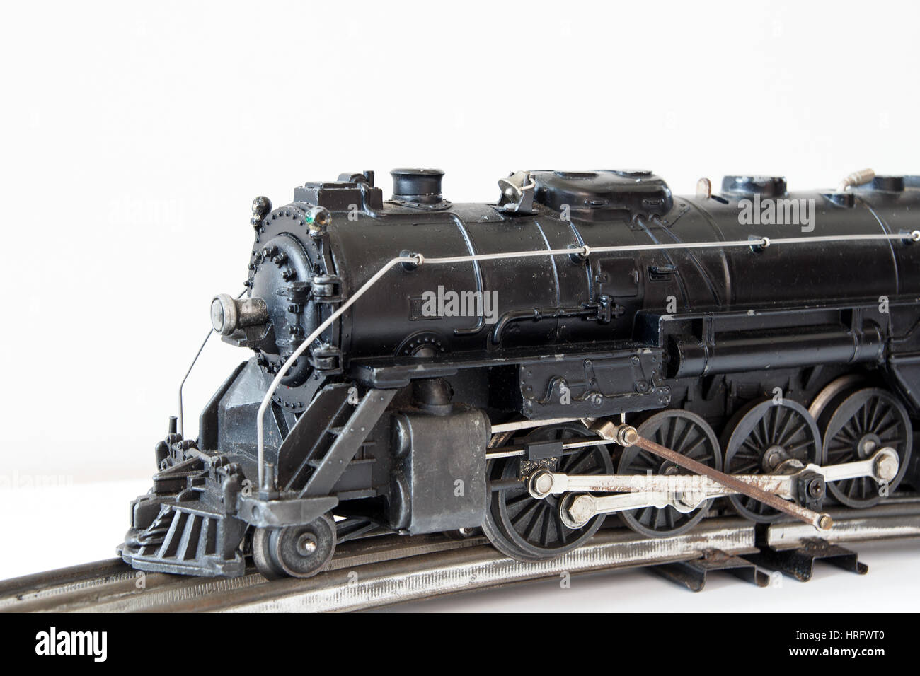 Front end of Lionel Model Train 736 - Stock Image