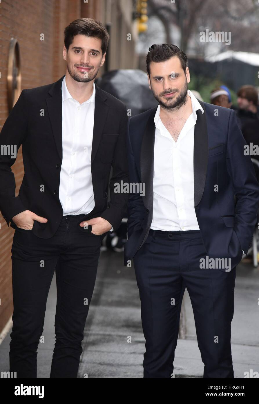 Luka Sulic And Stjepan Hauser Stock Photos & Luka Sulic And