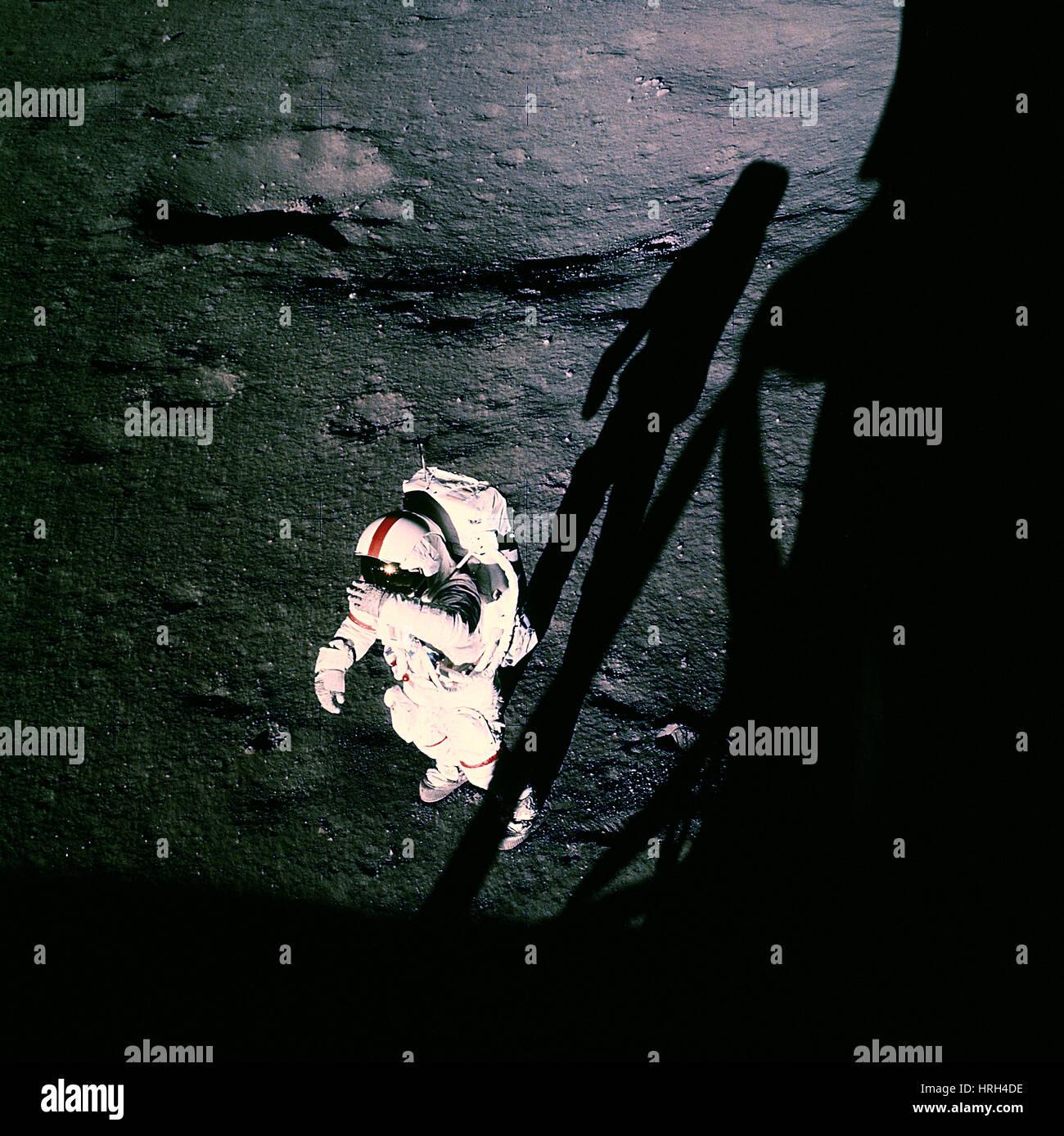 Apollo 14 astronaut Al Shepard - Stock Image