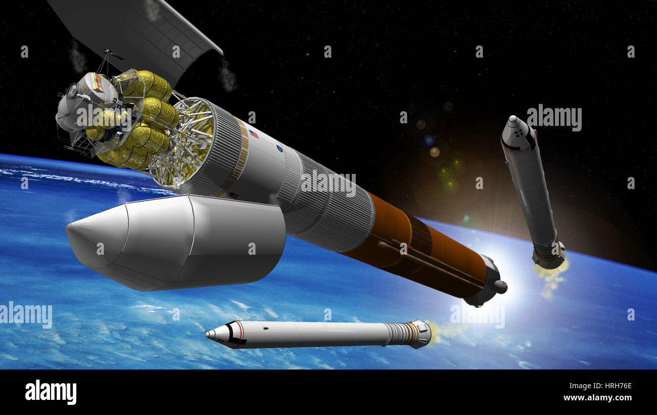 Ares V - Stock Image