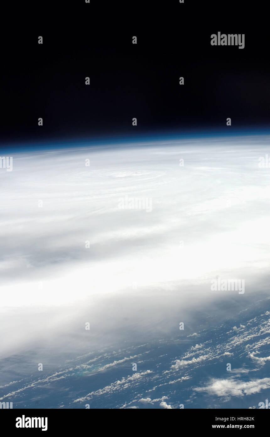 Hurricane Dean - Stock Image