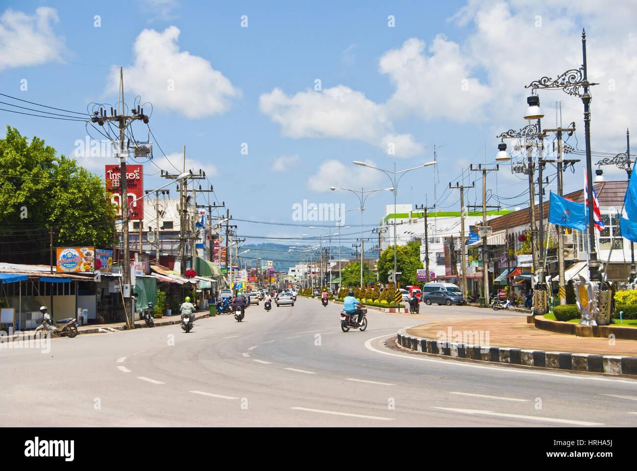 Phuket, Thailand - Phuket, Thailand - Stock Image