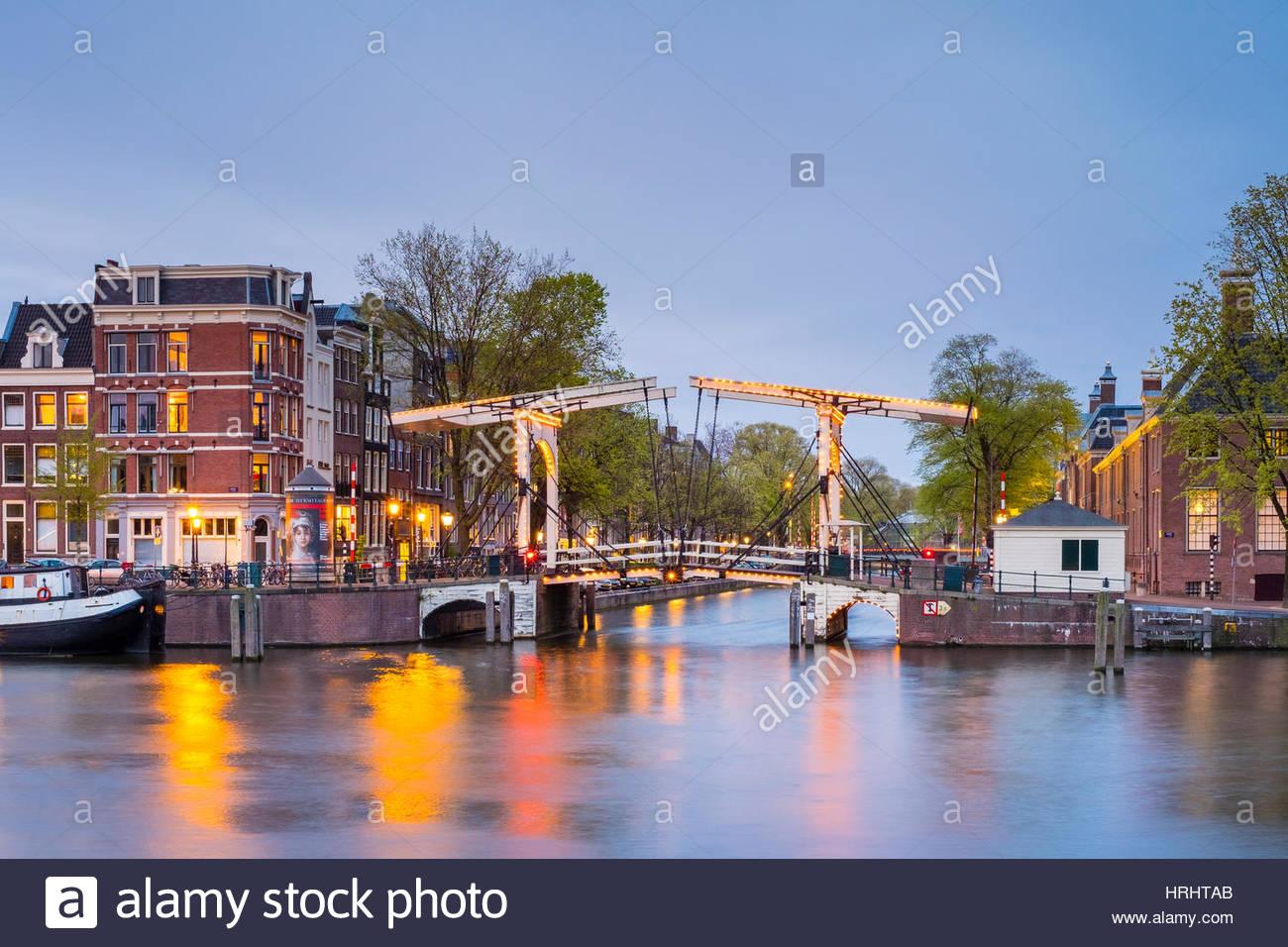 Amsterdam, North Holland, Netherlands - Stock Image