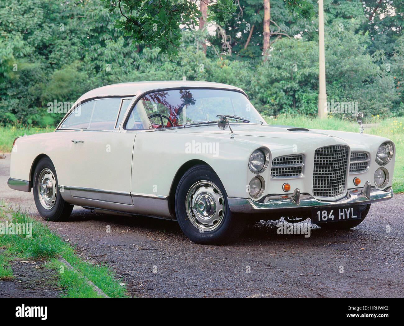 1960 Facel Vega HK500 - Stock Image