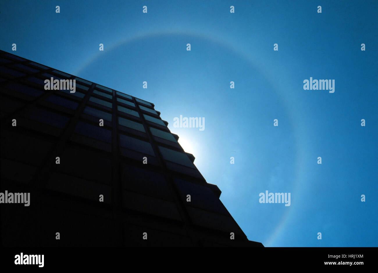 Halo - Stock Image