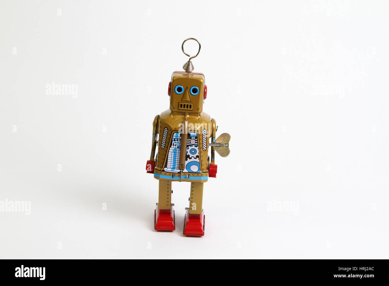Toy robot - Stock Image