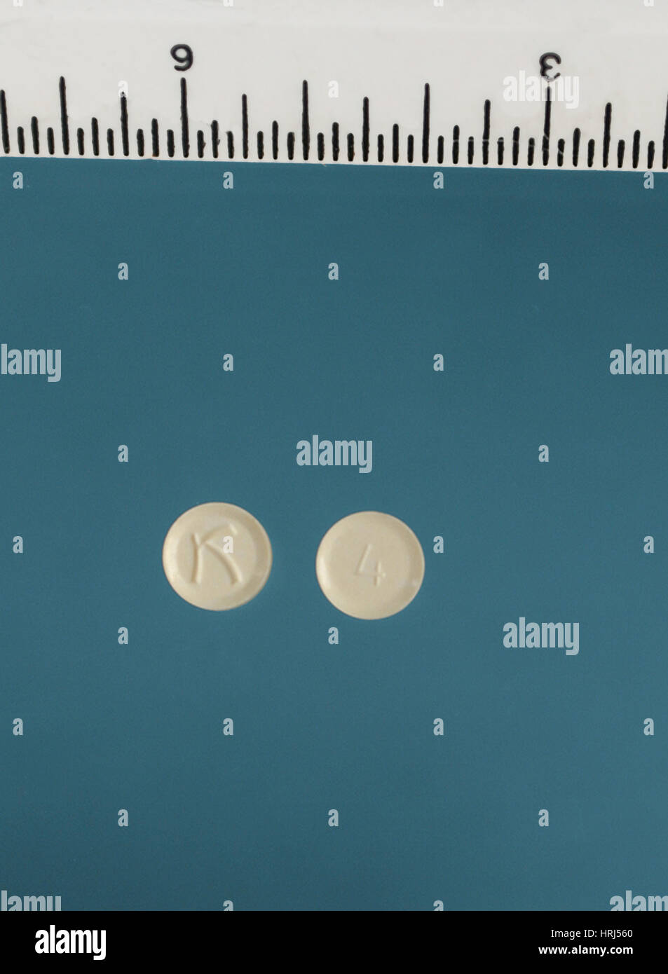 Dilaudid, Prescription Medicine for Pain Relief - Stock Image