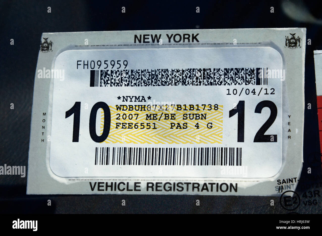 Registering a vehicle in new york vehicle ideas for New york state department of motor vehicles handicap parking permit